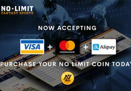 NoLimitCoin (NLC2) can now be purchased directly with Visa, MasterCard and AliPay