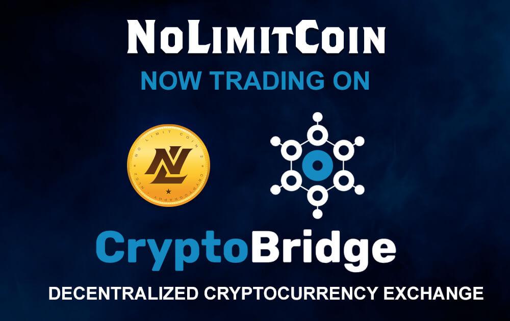 cryptobridge nolimitcoin