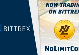 NoLimitCoin is now trading on Bittrex