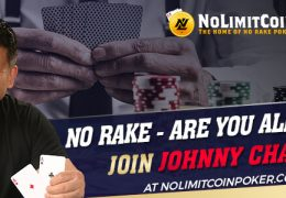 NoLimitCoin Poker Launched