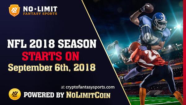 fantasy nfl 2018 season date