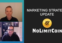 NoLimitCoin Marketing Strategy Update