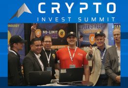 NoLimitCoin at Crypto Invest Summit