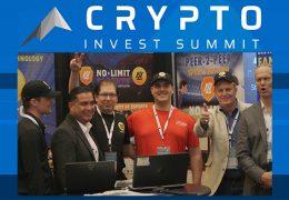 NoLimitCoin at Crypto Invest Summit