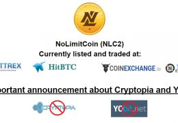 Important announcement about Cryptopia and Yobit
