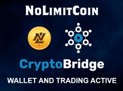 NoLimitCoin - Powering Online Gaming Applications