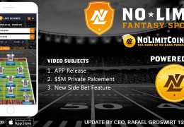 APP release, $5M raise, new side bet feature and more