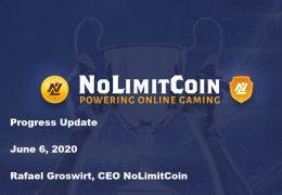 NLC2 June 2020 Update – Cryptowolf Listing